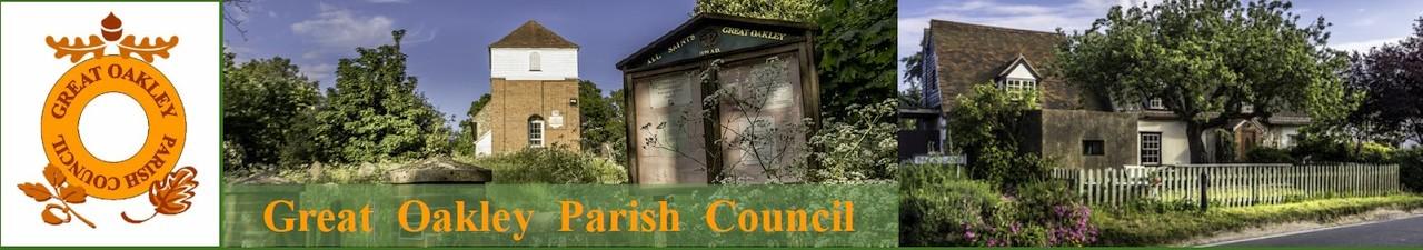 Great Oakley Parish Council logo